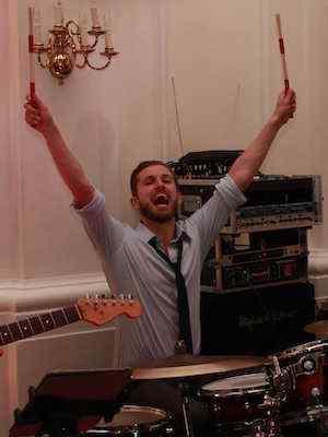 Jens Junker, Drums